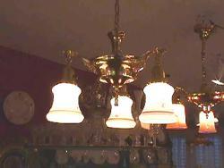 Vintage Lighting Bon Vivant Antiques